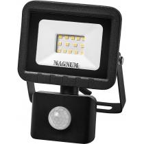 Прожектор світлодіодний MAGNUM_FL ECO LED 10Вт slim_6500К_IP44 з датчиком руху