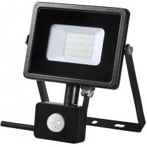 Прожектор світлодіодний DELUX_FMI 10 S LED_20Вт_6500K_IP44 з датчиком руху