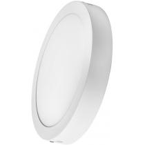 Світильник світлодіодний DELUX CFQ LED 40 4100К 18 Вт 220В круглий