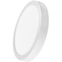 Світильник світлодіодний DELUX CFQ LED 10 4100К 24Вт 220В круглий