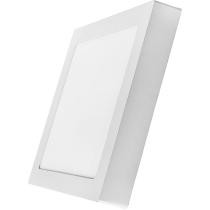 Світильник світлодіодний DELUX CFQ LED 40 4100К 18 Вт 220В квадратний