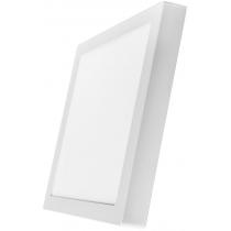 Світильник світлодіодний DELUX CFQ LED 10 4100К 24Вт 220В квадрат
