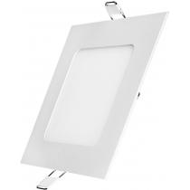 Світильник світлодіодний DELUX CFR LED 10 4100К 6Вт 220В квадратний