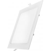 Світильник світлодіодний DELUX CFR LED 18 4100К 18 Вт 220В квадратний