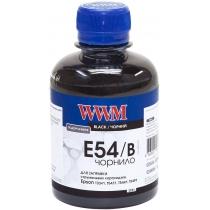 Чернила для Epson Stylus Pro 7600/9600 200г Black Водорастворимые (E54/B)