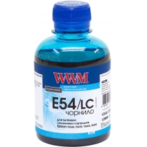 Чернила для Epson Stylus Pro 7600/9600 200г Light Cyan Водорастворимые (E54/LC)