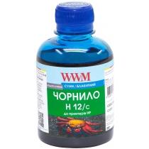 Чернила для HP №10/11/82 200г Cyan Водорастворимые (H12/C)