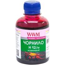 Чернила для HP №10/11/82 200г Magenta Водорастворимые (H12/M)