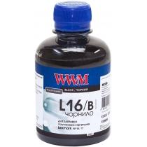 Чернила для Lexmark №16/17 200г Black Водорастворимые (L16/B)