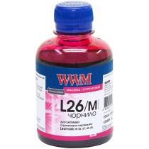 Чернила для Lexmark №26/27 200г Magenta Водорастворимые (L26/M)