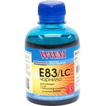 Чернила для Epson Stylus Photo T50/P50/PX660 200г Light Cyan Водорастворимые (E83/LC) светостойкие