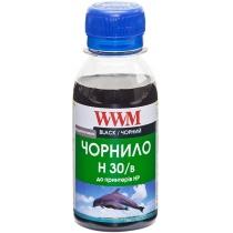 Чернила для HP №21/121/122 100г Black Водорастворимые (H30/B-2)