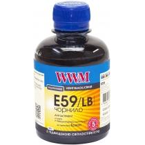 Чернила для Epson Stylus Pro 7890/9890 200г Light Black Водорастворимые (E59/LB) светостойкие
