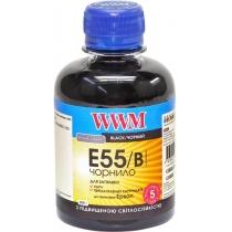 Чернила для Epson Stylus Photo R800/R1800 200г Black Водорастворимые (E55/B) светостойкие