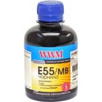 Чернила для Epson Stylus Photo R800/R1800 200г Matte Black Водорастворимые (E55/MB) светостойкие