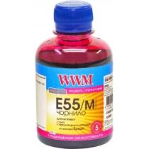 Чернила для Epson Stylus Photo R800/R1800 200г Magenta Водорастворимые (E55/M) светостойкие