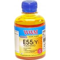 Чернила для Epson Stylus Photo R800/R1800 200г Yellow Водорастворимые (E55/Y) светостойкие