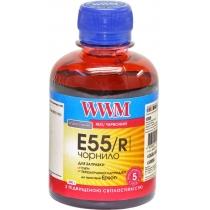 Чернила для Epson Stylus Photo R800/R1800 200г Red Водорастворимые (E55/R) светостойкие