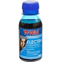 Чернила ELECTRA для Epson 100г Light Cyan Водорастворимые (EU/LC-2) универсальные
