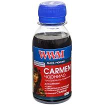 Чернила CARMEN для Canon 100г Black Водорастворимые (CU/B-2) универсальные