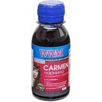 Чернила CARMEN для Canon 100г Photo Black Водорастворимые (CU/PB-2) универсальные