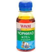 Чернила для HP №177/85 100г Yellow Водорастворимые (H77/Y-2)