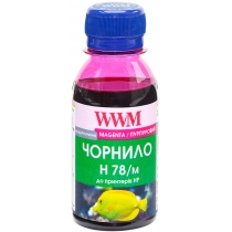 Чернила для HP №178 100г Magenta Водорастворимые (H78/M-2)