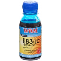 Чернила для Epson Stylus Photo T50/P50/PX660 100г Light Cyan Водорастворимые (E83/LC-2) светостойкие