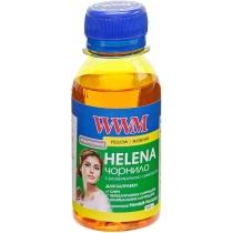 Чернила HELENA для HP 100г Yellow Водорастворимые (HU/Y-2) универсальные