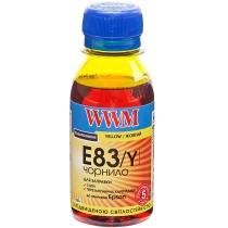 Чернила для Epson Stylus Photo T50/P50/PX660 100г Yellow Водорастворимые (E83/Y-2) светостойкие