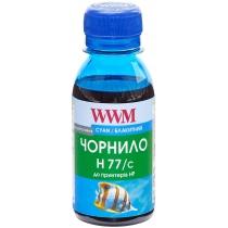 Чернила для HP №177/85 100г Cyan Водорастворимые (H77/C-2)