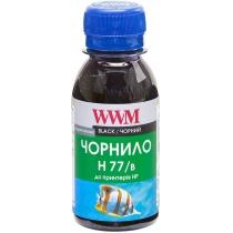 Чернила для HP №177/84 100г Black Водорастворимые (H77/B-2)