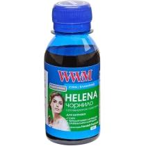 Чернила HELENA для HP 100г Cyan Водорастворимые (HU/C-2) универсальные