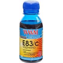 Чернила для Epson Stylus Photo T50/P50/PX660 100г Cyan Водорастворимые (E83/C-2) светостойкие
