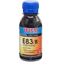 Чернила для Epson Stylus Photo T50/P50/PX660 100г Black Водорастворимые (E83/B-2) светостойкие