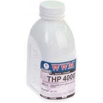 Тонер WWM THP4000 для HP LJ 4000 бутль 305г Black (TB32)