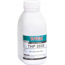 Тонер WWM THP2035 для HP LJ P2035/2055 бутль 110г Black (TB94-1)