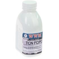 Тонер WWM TCN FC/PC для Canon FC-128/230/310/330 бутль 150г Black (TB78-1)