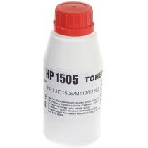 Тонер SCC для HP LJ P1005/1006/1505 бутль 80г Black (TRHP1005) TRHP1005