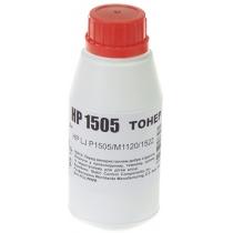 Тонер SCC для HP LJ P1005/1006/1505 бутль 95г Black (TRHP1505)