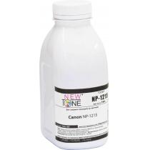 Тонер NewTone TCN1215 для Canon NP-1215 бутль 190г Black (TH03-NT)