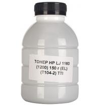 Тонер TTI для HP LJ 1100/5L/6L бутль 140г Black (NB-004-140)