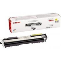 Картридж тонерный CANON cartr 729 Yellow ВК, для LBP7018C, LBP7010C, ориг