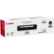 Картридж тонерный CANON 731 Black (6272B002), для LBP7100Cn, LBP7110Cw, ориг