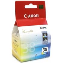 Картридж струйный CANON CL-38 цветной, для MP140, MP210, MX310, MX300, MP220, iP2600, MP470, iP1800,