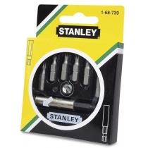 Набір Stanley из 6 вставок и магнит. держателя (1-68-739)