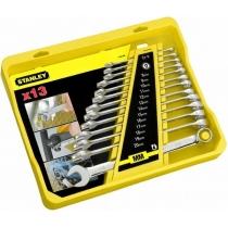 Набір Stanley ключей гаечных комбинированных 13 шт (4-94-648)