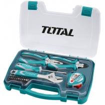 Набір TOTAL THKTHP90256 ручних інструментів, 25 предм.