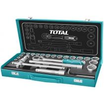 Набір TOTAL  THT141253 ключів, головок торцевих 1/2