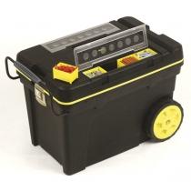 Ящик для инструмента Stanley большого объема с колесами (613х419х375мм)